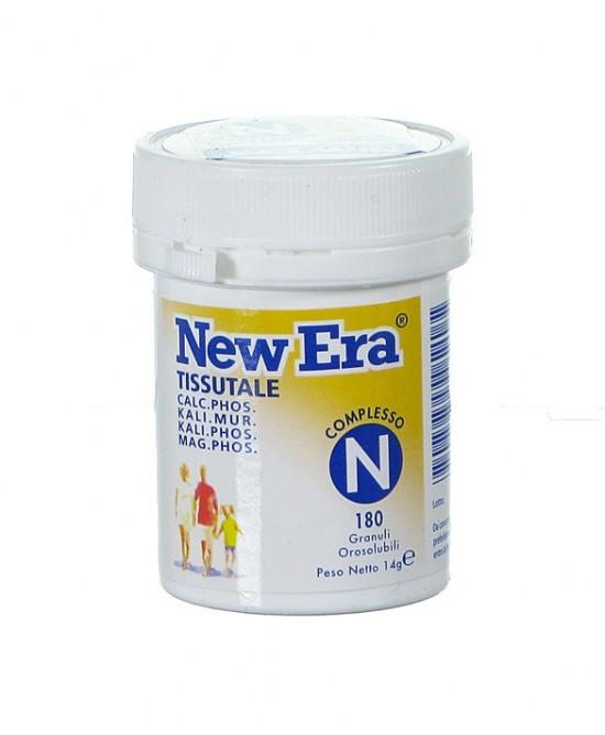 Named New Era complesso N Integratore Alimentare 240 Granuli - latuafarmaciaonline.it