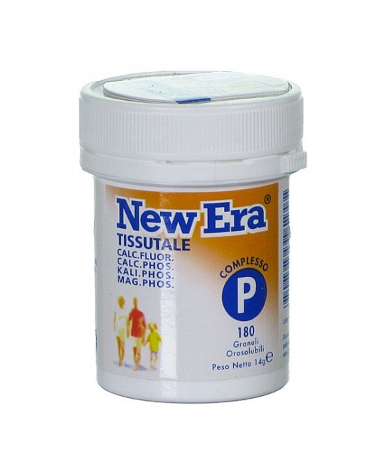 NEW ERA P 240 GRANULI - latuafarmaciaonline.it