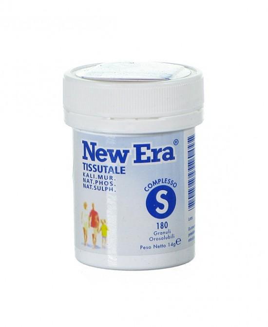 Named New Era S Integratore 240 Granuli