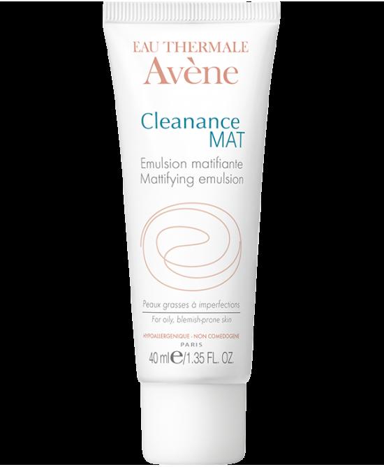 Avène Cleanance Mat Emulsione Opacizzante 40ml - Farmajoy