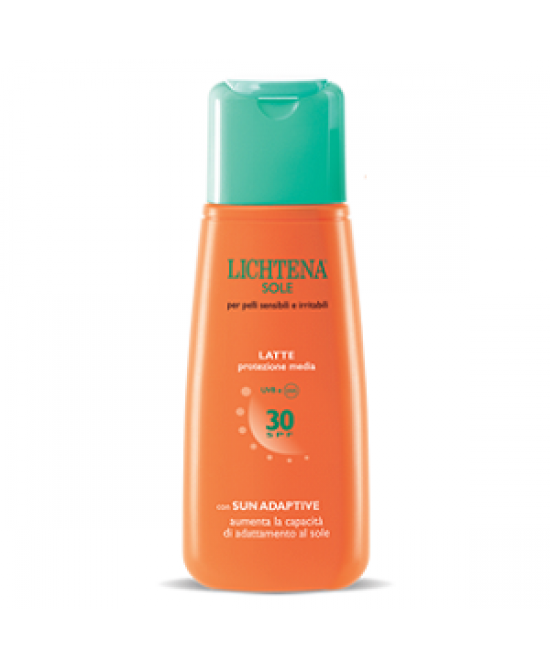 Lichtena Sole Latte SPF 30 Protezione Alta 125ml - Farmaconvenienza.it