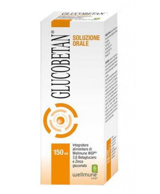 Glucobetan Soluzione Orale Integratore 150 ml