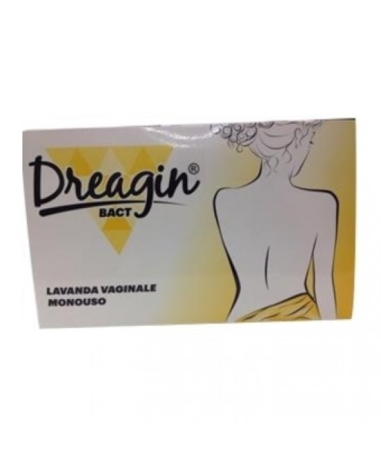 LAVANDA VAGINALE DREAGIN BACT 5 FLACONI 140 ML - Farmaunclick.it