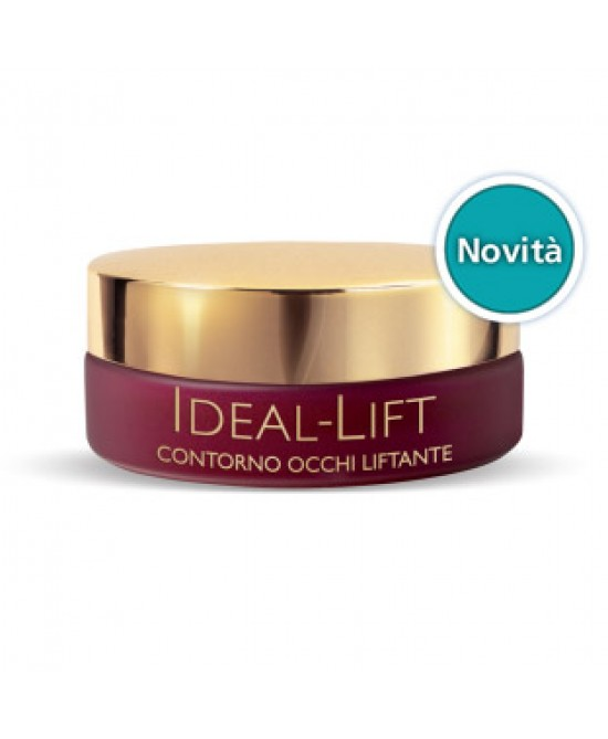 Lichtena Ideal-lift Contorno Occhi Liftante 15ml - Farmacento