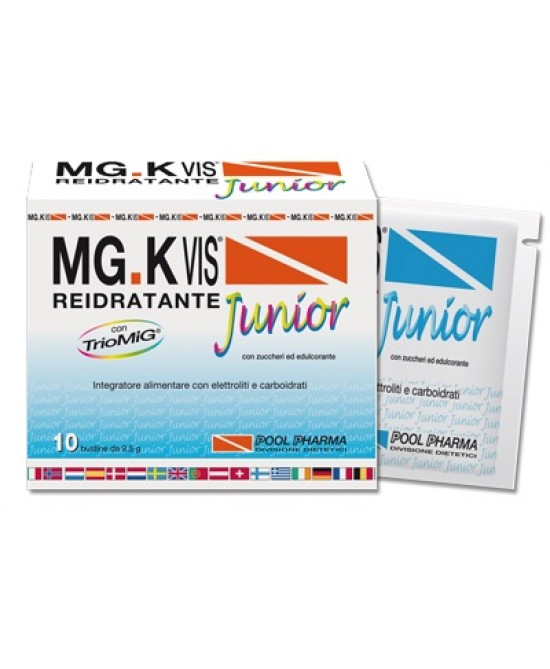 Mgk Vis Reidrat Junior 10bust - Farmawing
