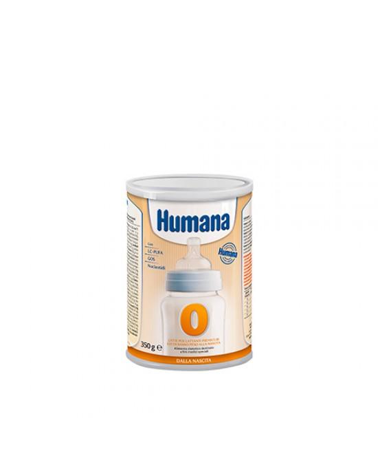 Humana 0 Latte In Polvere Neonati Prematuri 350 g