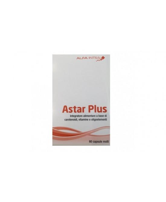 Astar Plus Integratore Alimentare 20 Capsule