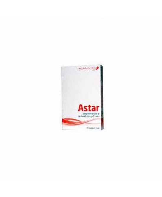 Alfa Intes Astar Plus Integratore Alimentare 60 Capsule - latuafarmaciaonline.it