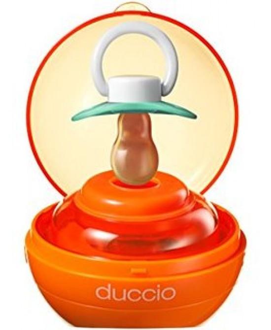 Quaranta Settimane Duccio Sterilizzaciuccio Arancione - farmaventura.it