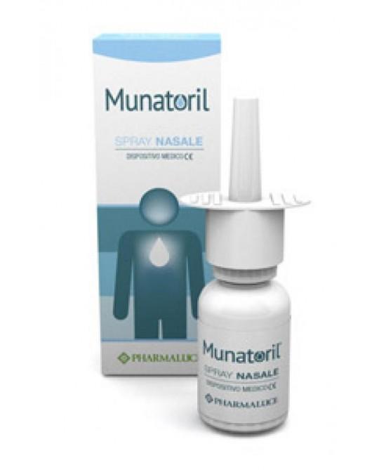 Munatoril Spray Nasale Detergente 20 ml