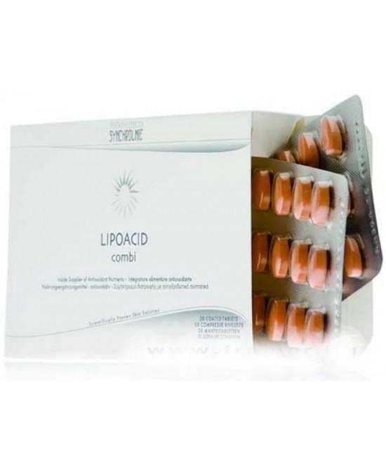 LIPOACID COMBI 60 CAPSULE - Farmacia Centrale Dr. Monteleone Adriano
