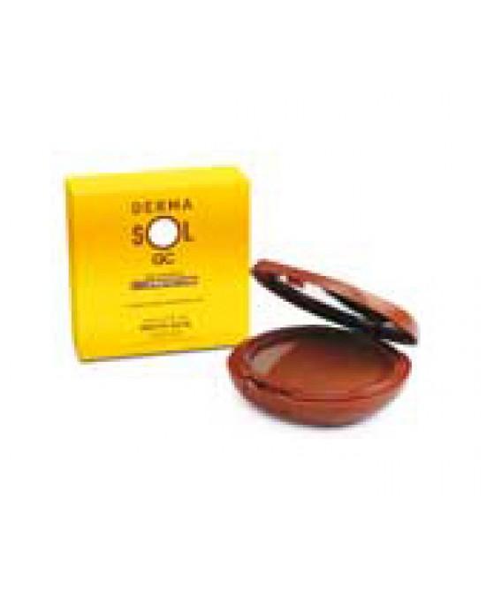 Dermasol Compatto Viso Effetto Abbronzato SPF 50+ Protezione Molto Alta 10 g
