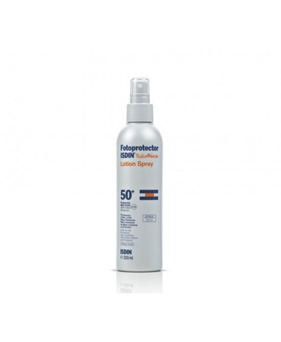 Isdin Fotoprotector Lotion Spray Pediatrics Spf50+ 200ml - Farmastar.it