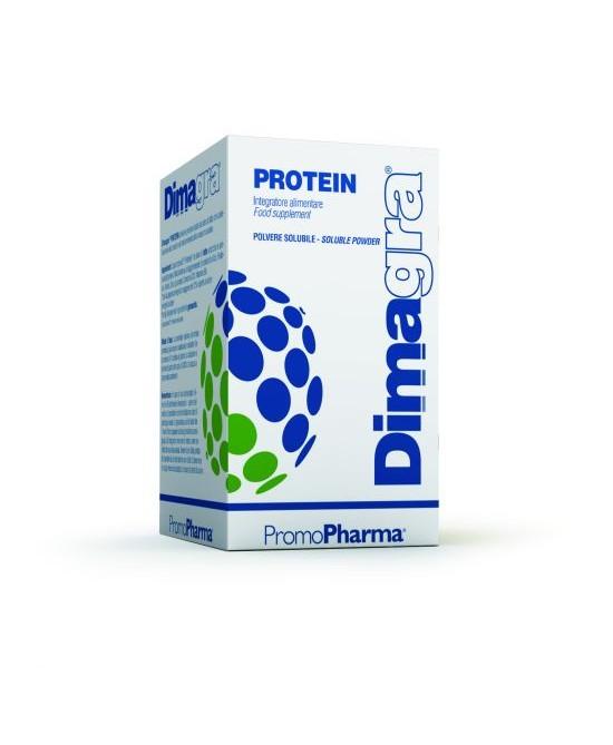 DIMAGRA PROTEIN NEUTRO 10 BUSTE - Farmacia Bartoli