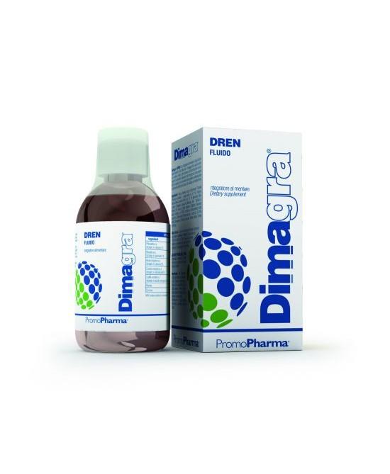 PromoPharma Controllo Del Peso E Forma Fisica Dimagra Dren 300ml - Farmacia Giotti