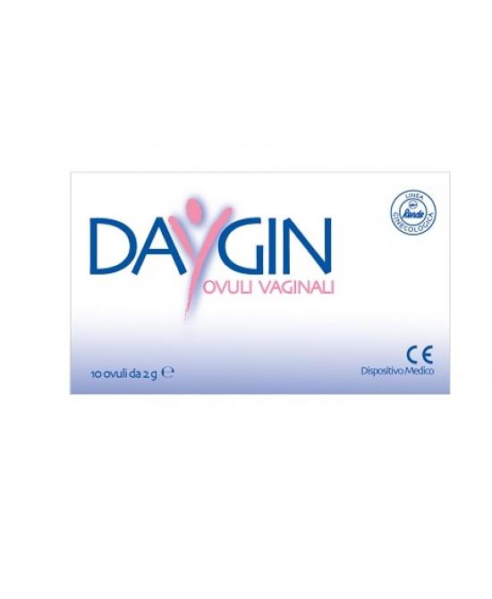 Daygin 10 Ovuli Vaginali da 2 g