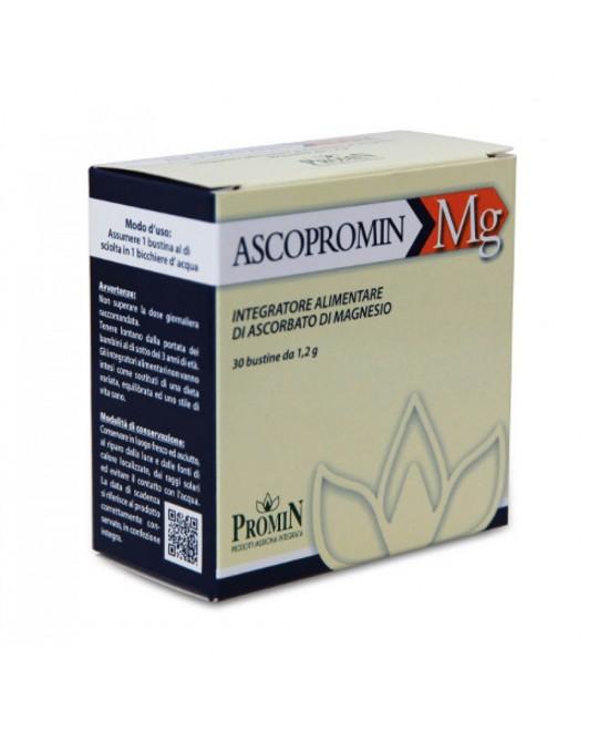 Promin Ascopromin Mg Integratore Alimentare 30 Bustine - Parafarmacia la Fattoria della Salute S.n.c. di Delfini Dott.ssa Giulia e Marra Dott.ssa Michela