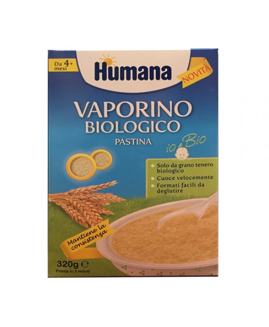 HUMANA VAPORINO BIOLOGICO prezzi bassi
