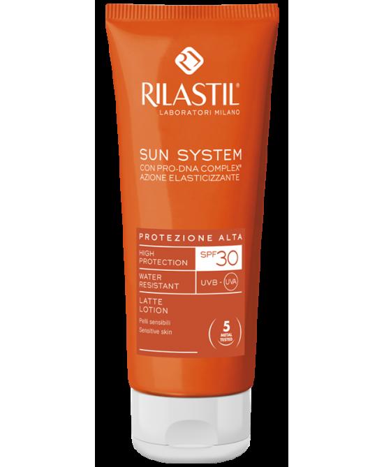 Rilastil Sun System PPT Latte Solare SPF30 100ml - Farmalke.it