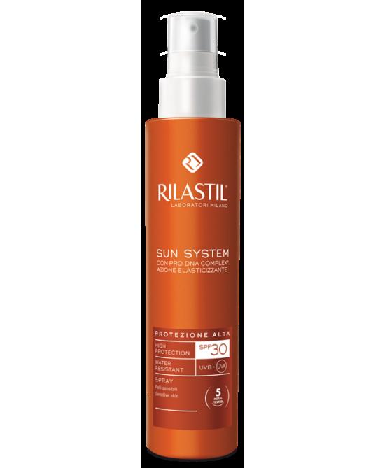 Rilastil Sun System PPT Spray SPF30 200ml - La tua farmacia online