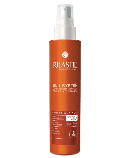 Rilastil Sun System PPT Spray SPF30 200ml - Zfarmacia