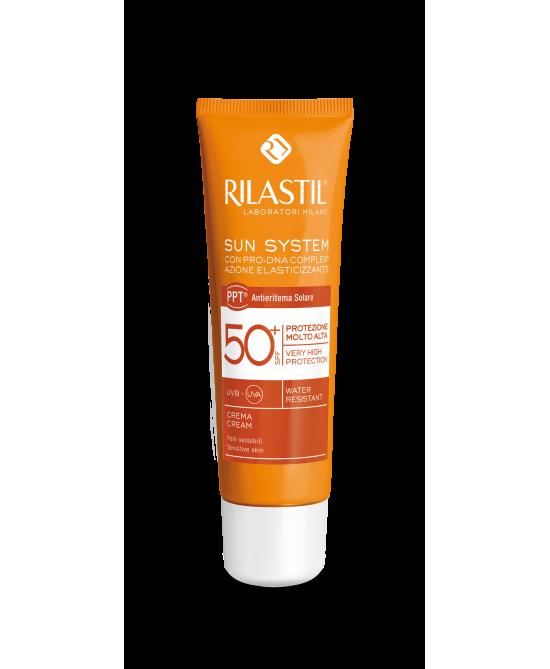 Rilastil Sun System SPF50+ Crema 50ml - latuafarmaciaonline.it