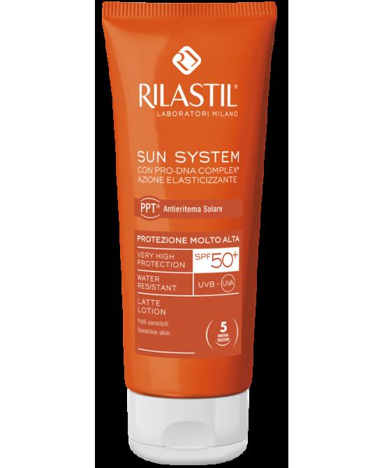 Rilastil Sun System PPT Latte SPF50+  100ml - La tua farmacia online