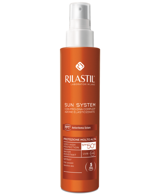 Rilastil Sun System PPT Spray SPF50+  200ml - La tua farmacia online