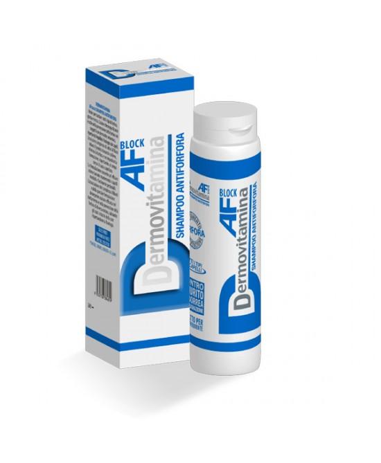 Dermovitamina AFBlock Shampoo Antiforfora 100ml - Farmia.it