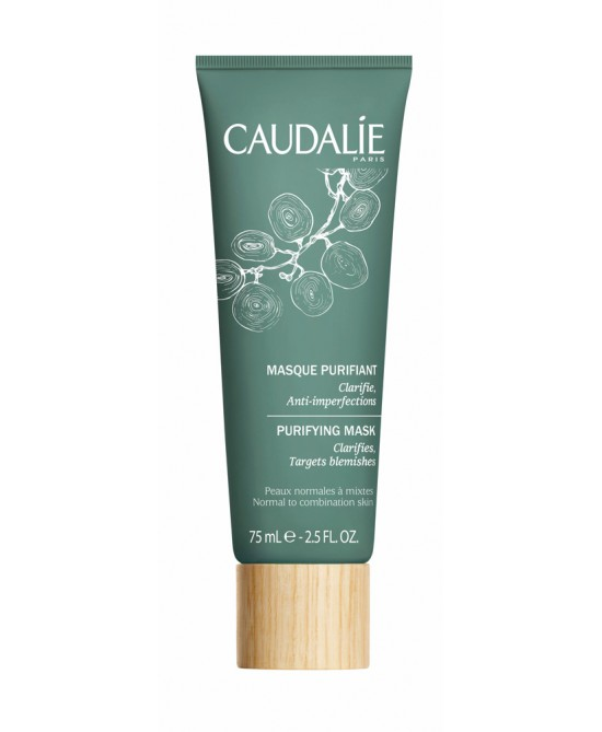 Caudalìe Masque Purifiant Maschera Purificante 75ml - Farmacento