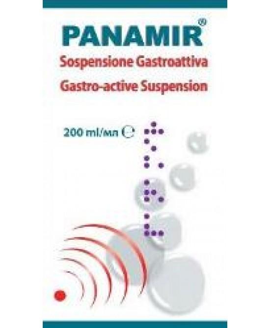 Panamir Sospensione Gastroattiva Integratore 200 ml