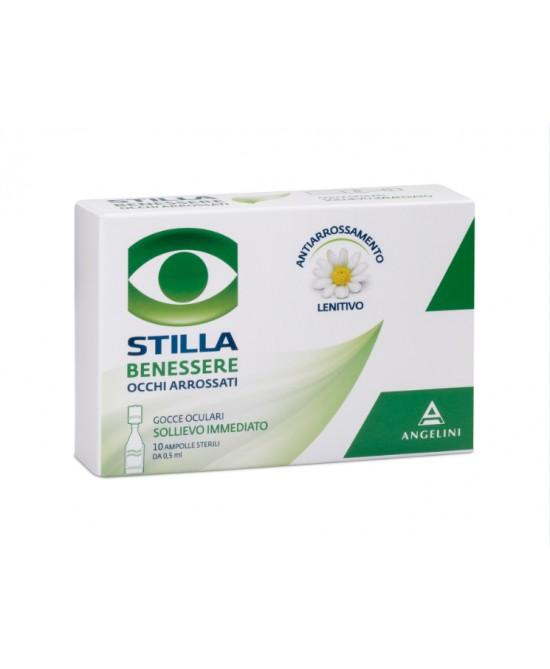 Stilla Benessere Occhi Arrossati 10 Ampolle Sterili - Speedyfarma.it