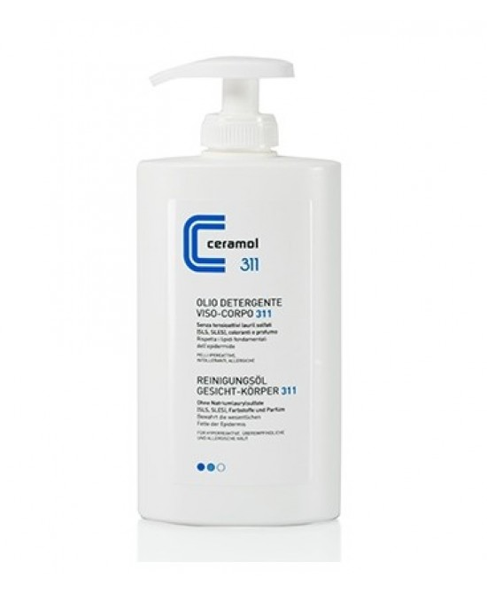 Ceramol 311 Olio Detergente 400ml - Farmapage.it