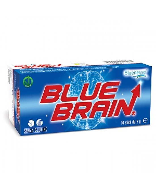 Named BLUE BRAIN Integratore Alimentare 10 Bustine - latuafarmaciaonline.it