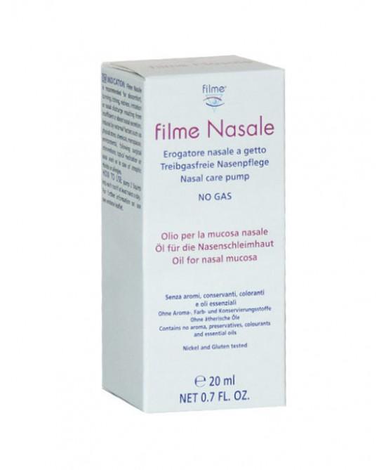 Filme Nasale Olio Per La Mucosa Nasale 20ml - Farmaciaempatica.it