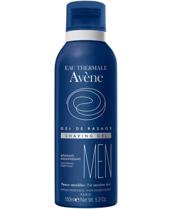 Avène Eau Thermale Gel Da Barba 150ml - La farmacia digitale