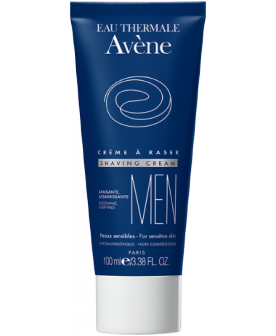 Avène Eau Thermale Mousse Da Barba - Farmabellezza.it