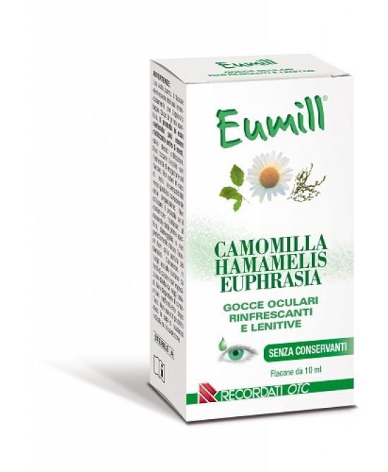EUMILL GOCCE OCULARI FLACONE 10 ML - Farmaciacarpediem.it