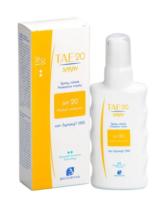 TAE 20 Spray Solare Protettivo 150 ml