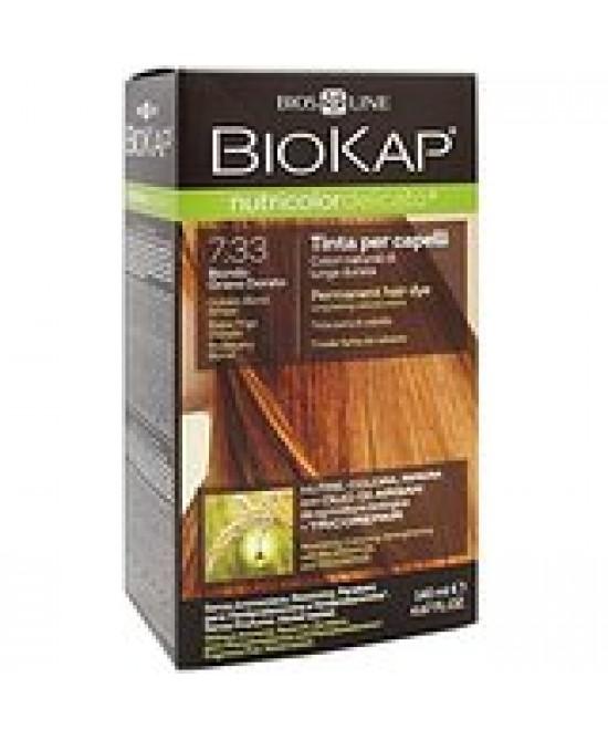 Biokap Nutricolor Delicato 7.33 Tinta Per Capelli Biondo Grano