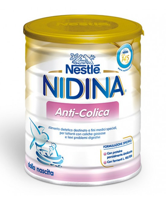 NIDINA ANTI COLICA 800 G - Farmaci.me