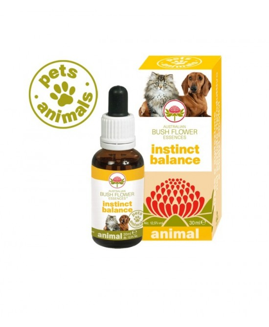FIORI AUSTRALIANI ANIMAL INSTINCT BALANCE 30ml - Farmacento