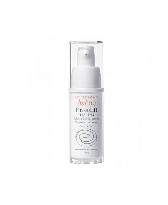 Avène Physiolift Emulsione Per Occhi Contro Rughe E Borse 15ml - Farmajoy