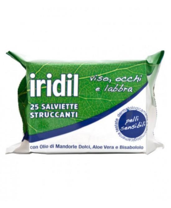 IRIDIL SALVIETTE STRUCC 25PZ prezzi bassi