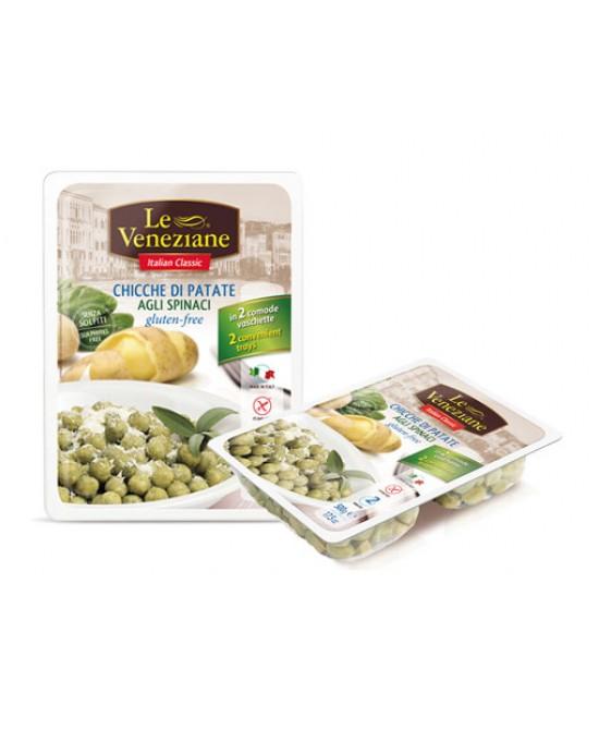 Le Veneziane Chicche Di Patate E Spinaci Pasta Senza Glutine 500 g