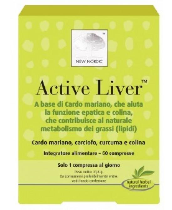 ACTIVE LIVER 60CPR prezzi bassi