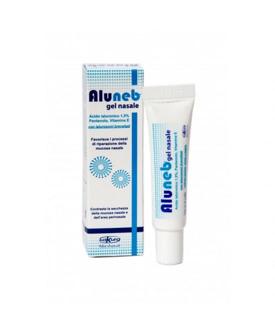 Aluneb Gel Nasale 10ml - La farmacia digitale