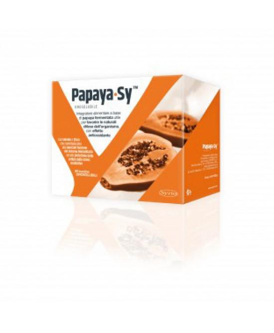 Syrio Papaya SY Integratore Antiossidante
