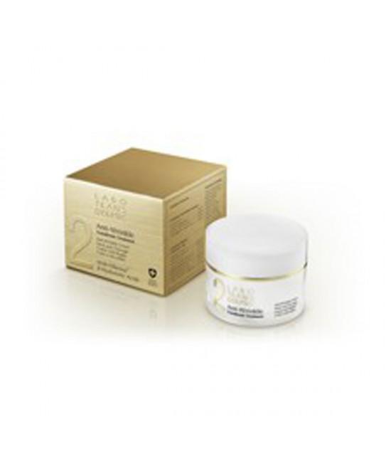 Labo Transdermic 2 Anti Wrinkle Crema Anti Rughe Collo E Décolté Vaso 50ml