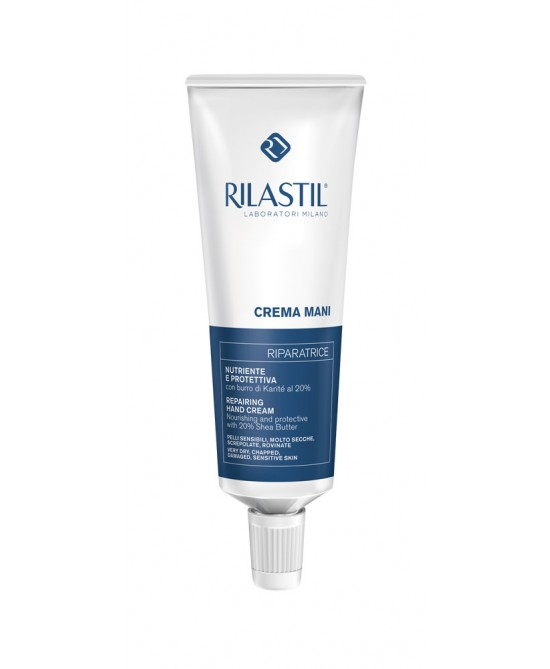 Rilastil Mani Crema Barriera 30ml - Farmia.it